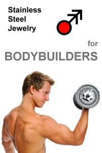 Jewelry Stainless Steel  Bodybuilders