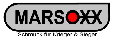 MARSOXX Aufkleber transparent Logo Marke