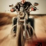 Edelstahlschmuck und Biker - das gehört SO!