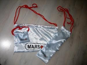 MARSOXX Geschenk Beutel Satin Edelstahlschmuck