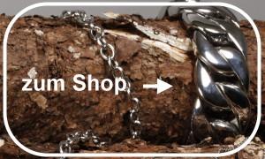 Edelstahlketten Online-Shop