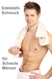 MARSOXX Edelstahlschmuck Schwule Gay