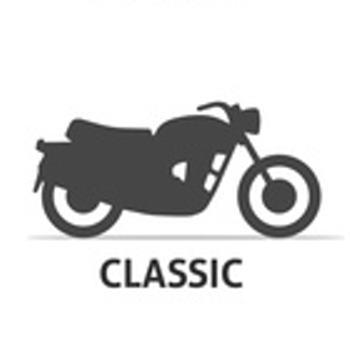 MARSOXX Rocker Biker Schmuck Motorrad Classic