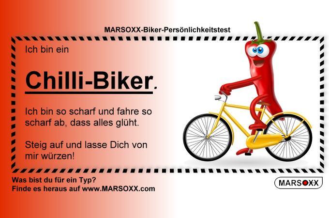 MARSOXX Biker Rocker Schmuck Chilli-Biker