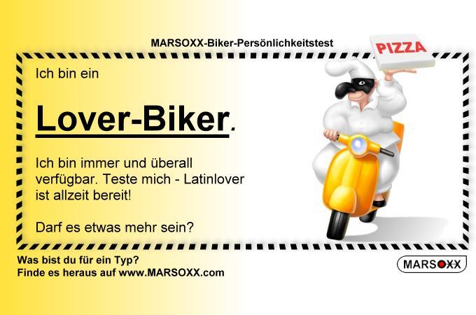 MARSOXX Biker Rocker Schmuck Lover-Biker